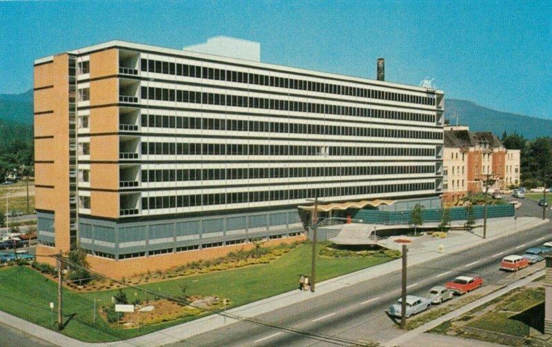 VANCOUVER , B.C. ,1950-60s ; Lions Gate Hospital