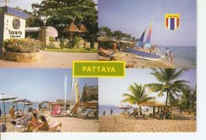 Postal 042169 : Phataga the famous pleasure resort of Thailand