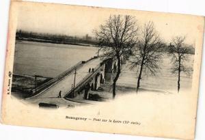 CPA BEAUGENCY - Pont sur la Loire (270579)