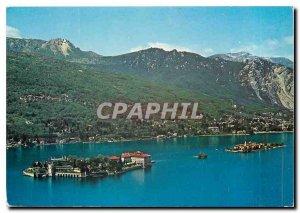 Modern Postcard Isola Bella Isola Pescatori Lago Maggiore