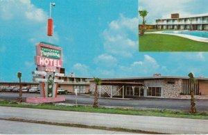 PASADENA , Texas , 50-60s, Tropicana Motor Hotel