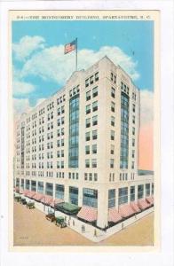 The Montgomery Buildings, Spartanburg, South Carolina, 1900-1910s