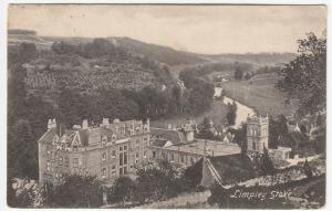 Wiltshire; Limpley Stoke PPC By Frith, 1905, To Mr Picard, West Hill Rd, London