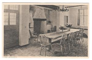 UK Buckinghamshire Jordans Meeting House Kitchen Hostel Quakers Friends Postcard