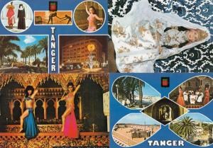 Morocco Sweetheart Exotic Risque Dancers Markets 4 Postcard s