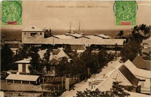 CPA Diego Suarez- Camp d'Ambre, Depart d'un Convoi MADAGASCAR (819994)