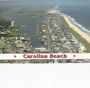 Carolina Beach , North Carolina , 60-80s ; Panorama view #5
