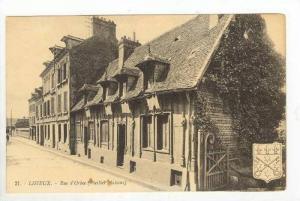 Rue d'Orbec, Lisieux (Calvados), France, 1900-1910s