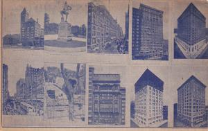 Multiview postcard , CHICAGO , Illinois, PU-1908
