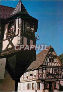 Modern Postcard Oberbronn