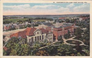 Concordia College , FORT WAYNE , Indiana , 00-10s