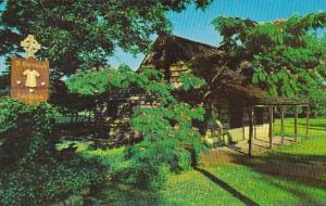 Texas Federicksburg Saint Barnabas Chapel