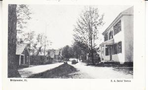 Bridgewater, Vermont 1909