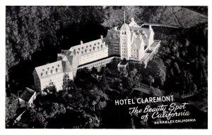 California Berkeley  Hotel Claremont
