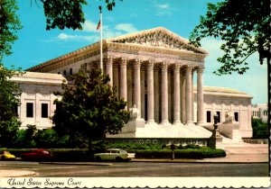 Washington D C United States Supreme Court