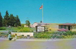 Canada Tourist Bureau Museum Quesnel British Columbia