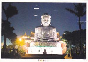 China Changhua City Pakuashan Buddha Statue