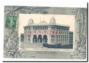 Algeria Algiers Old Postcard New Post