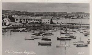 RP: PAIGNTON , Devon , England , 1948 ; The Harbour