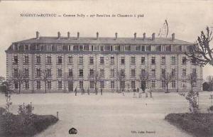 France Nogent le Rotrou Caserne Sully 25e Bataillon de Chasseurs a pied