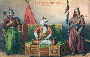 Turkey Constantinople Istanbul Sultan Selim 04.95