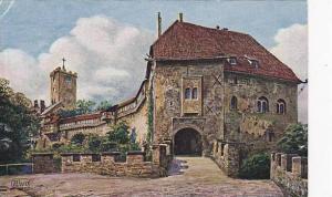 Wartburg-Eingang, Eisenach (Thuringia), Germany, 1900-1910s