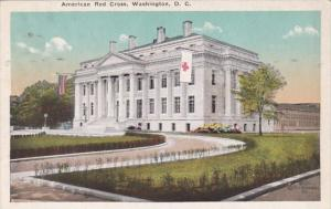 Washington D C The American Red Cross
