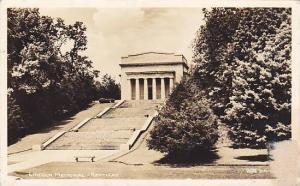 Lincoln Memorial, Kentucky, 1930-1950s