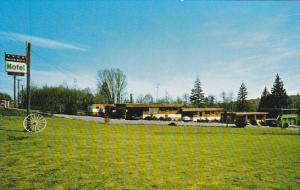 Canada Wagon Wheel Motel Burnaby British Columbia
