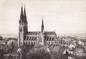 RP, Partial View, Domkyrkan, Uppsala, Sweden, 1920-1940s