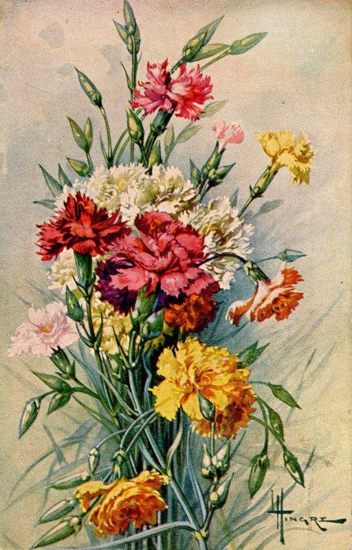 Beautiful Flowers    Artist: Hingre