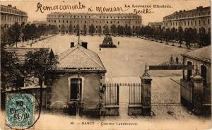 CPA Nancy-Caserne Landremont (187338)