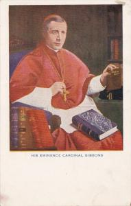 His Emminance Cardinal Gibbons