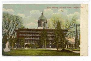 Main Building,Soldier´s Home, Hampton, Virginia, 00-10s