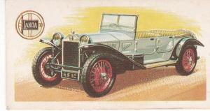 Trade Card Brooke Bond History of the Motor Car No 26