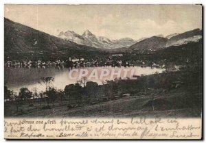 Old Postcard Gruss aus Switzerland Arth