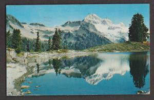Mountains In Garabaldi Provincial Park, BC - Used 1962 - Some Wear
