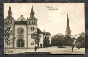 dc921 - Västerås Sweden 1910s Postcard