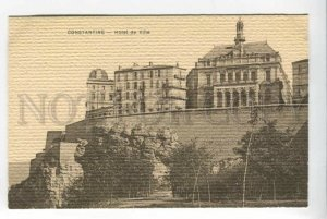 425833 ALGERIA CONSTANTINE city hall Vintage postcard