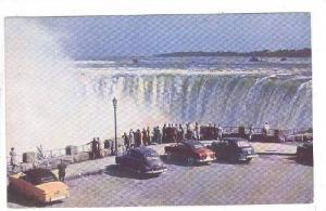 Horseshoe Falls from Table Rock House, Niagara Falls, Ontario, Canada, 40-60s