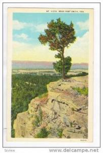 Mt. Vista, Near Fort Smith, Arkansas, 00-10s