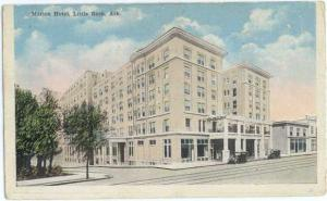W/B Marion Hotel in Little Rock Arkansas AR