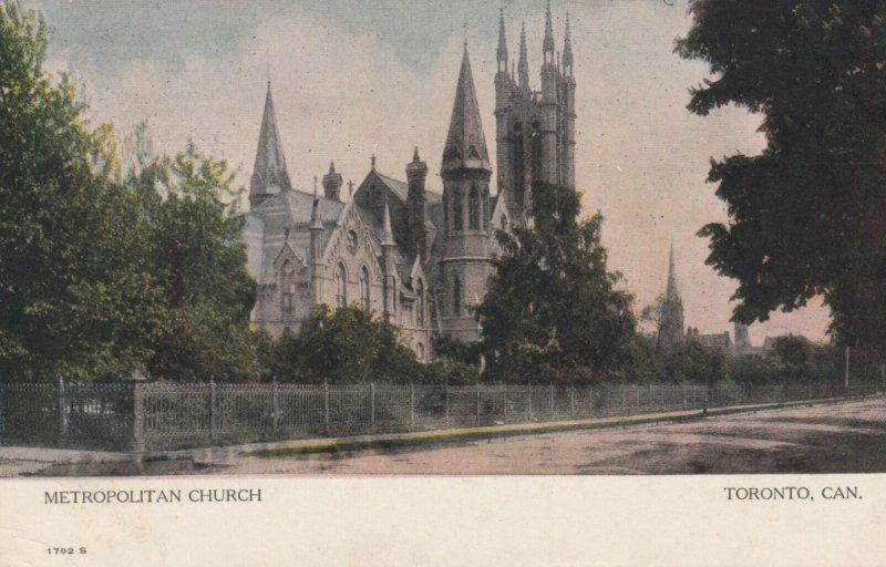 TORONTO , Ontario , Canada , 00-10s ; Metropolitan Church