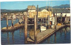 Port Alberni, Vancouver Island, British Columbia, Canada, 1963 chrome