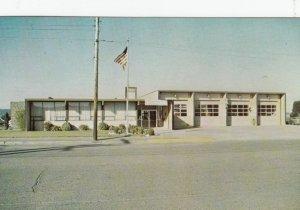 NORTH BEND , Oregon , 1950-60s ; Fire Station No.1