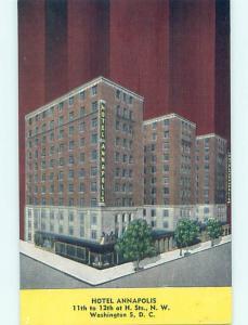 Linen HOTEL SCENE Washington DC H0035