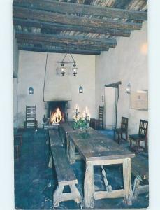 Unused Pre-1980 SPANISH GOVERNOR'S PALACE San Antonio Texas TX hn4269