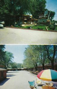 Arrowhead Motel, Classic Cars, COLUMBIA, Missouri, 40-60's