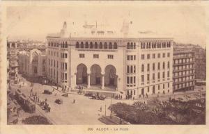 La Poste, Alger, Algeria, Africa, 1900-1910s