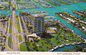 Florida Fort Lauderdale Aerial View Pier 66